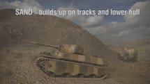 World of Tanks Console - Environmental Accumulation Effect