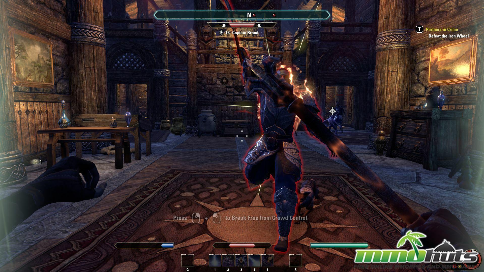 The Elder Scrolls Online Thieves Guild DLC Review