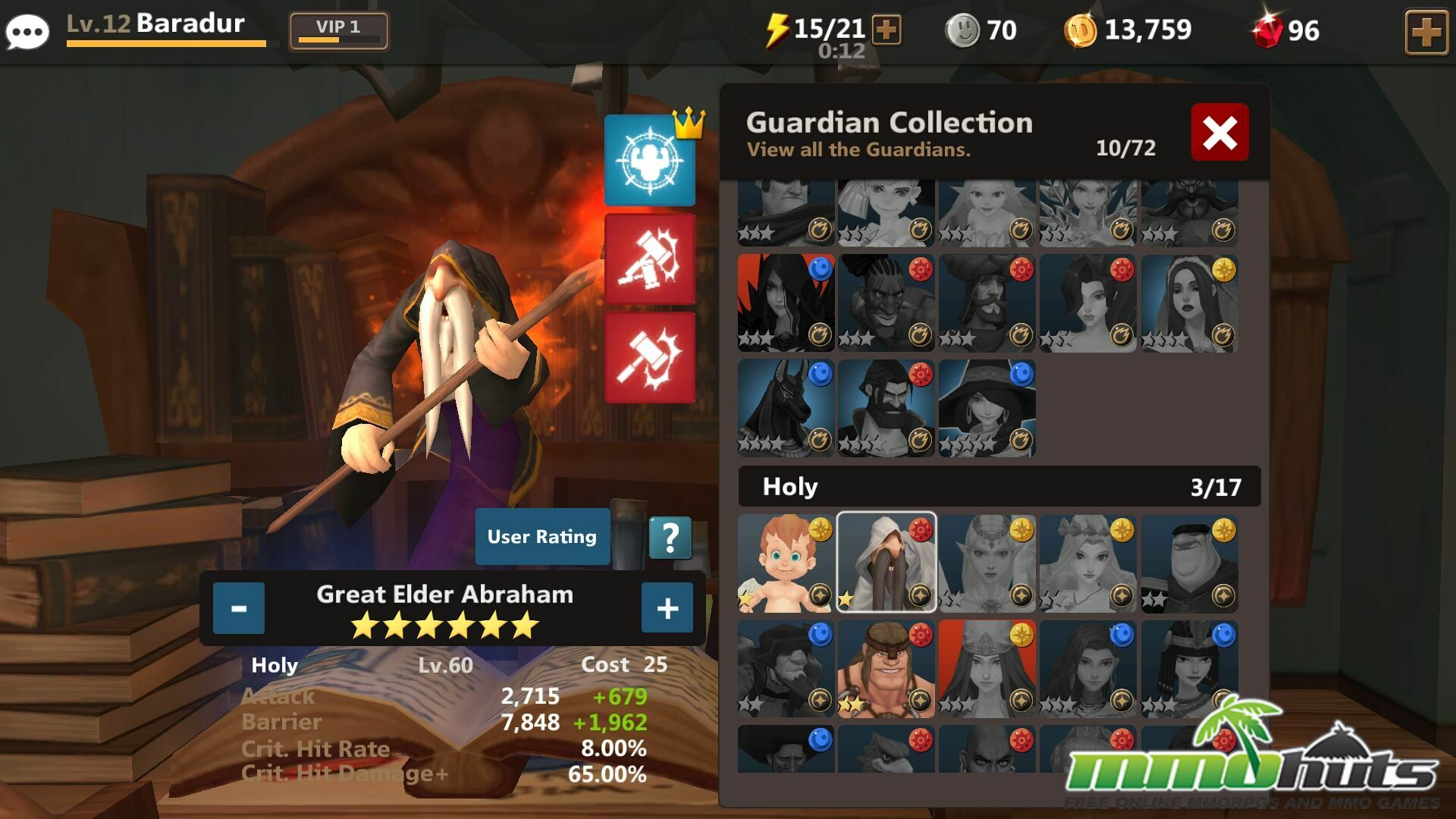 Guardian Stone Second War Mobile Review