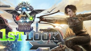 ARK: Survival of the Fittest (F2P) - First Look