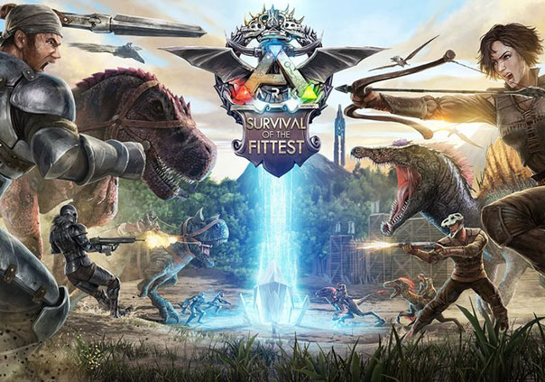 ARK Survival Of The Fittest Game Banner