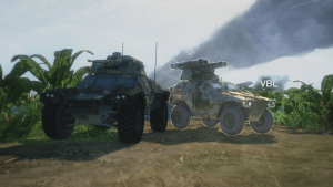 Armored Warfare Panhard CRAB Trailer