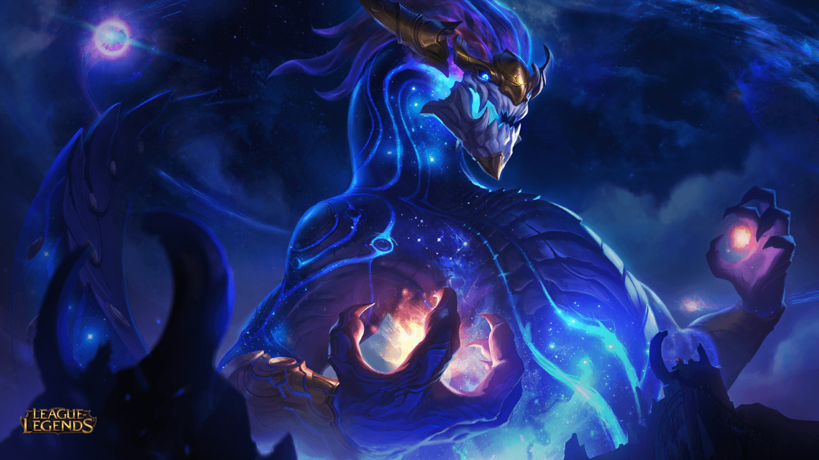 League of Legends Reveals Aurelion Sol