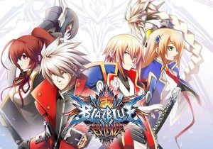 BlazBlue: Chronophantasma Extend Game Profile Banner