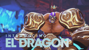 Battleborn: El Dragón Overview & Gameplay thumbnail