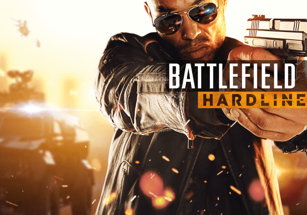 Battlefield Hardline Game Profile Banner