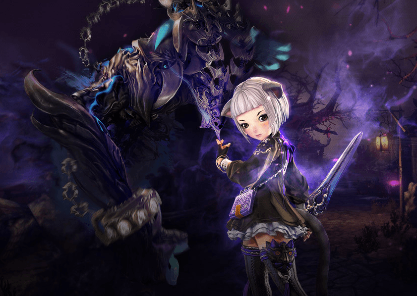 Blade & Soul Unchained Update Now Live