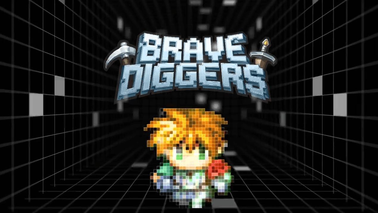 Brave Diggers Trailer