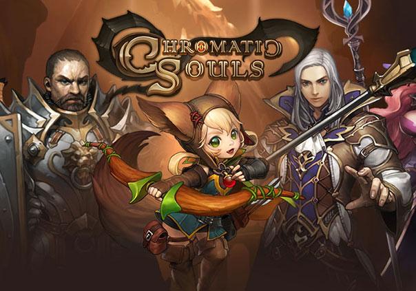 Chromatic_Souls Game Banner