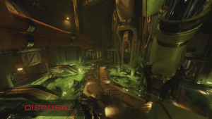 DOOM Multiplayer Maps Spotlight