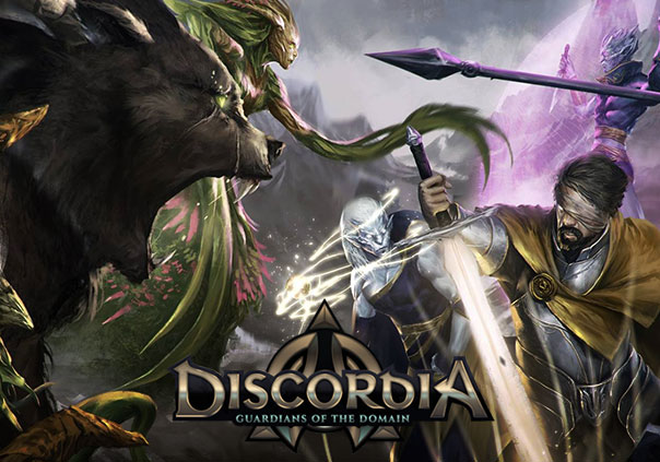 Discordia: Guardians of the Domain