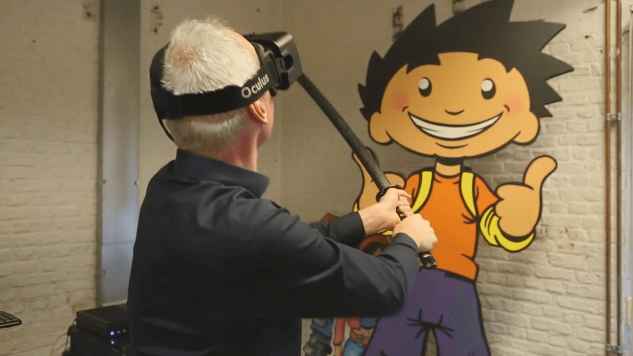 Divinity: Original Sin 2 VR Mode Trailer