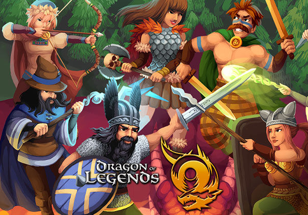 Dragon of Legends Game Profile Banner