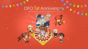 Dungeon Fighter Online First Anniversary Video thumbnail