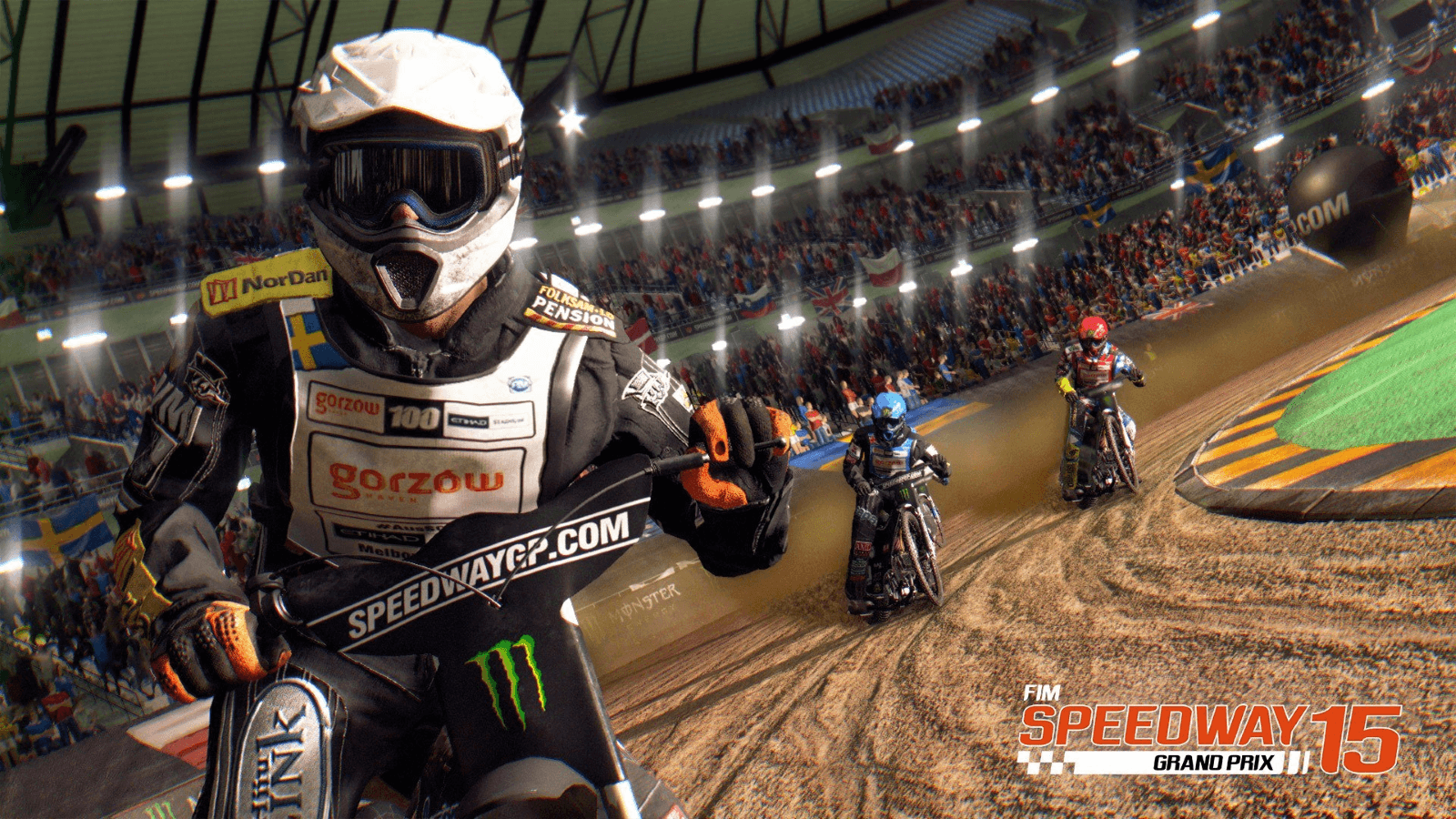FIM Speedway Grand Prix 15 Gets Massive Multiplayer Update