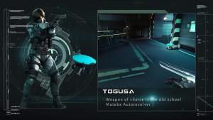 First Assault Togusa