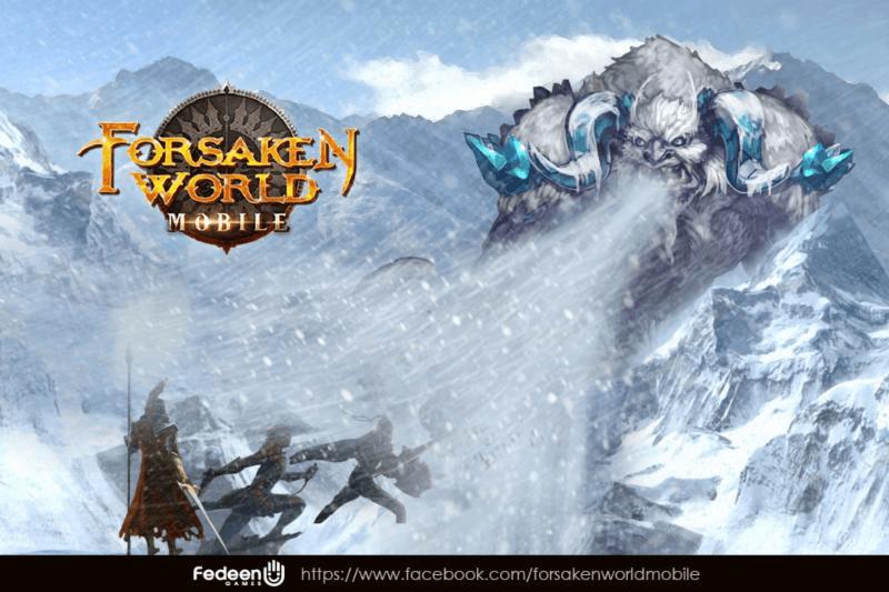 Forsaken World Mobile Expansion is now Live