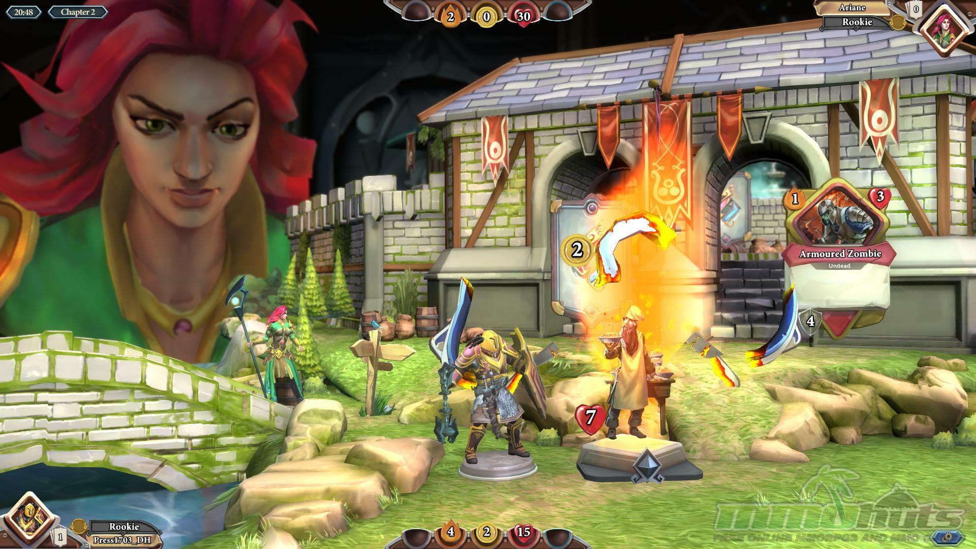 Chronicle: RuneScape Legends Review