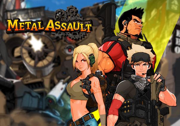 Metal Assault Game Profile