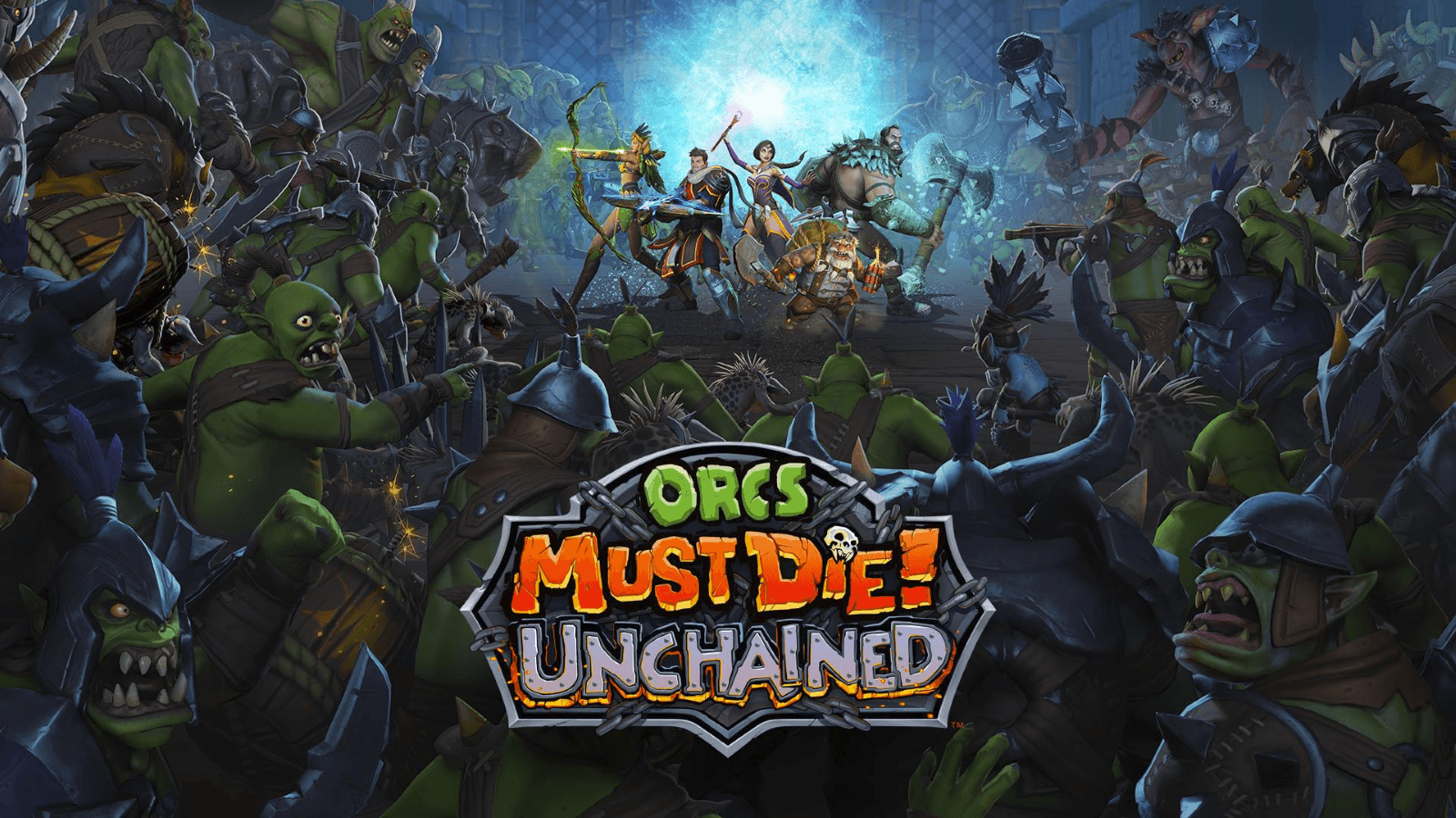 Orcs Must Die! Unchained Open Beta Launches March 29th