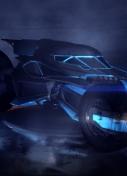 Rocket League Batmobile DLC Available Now