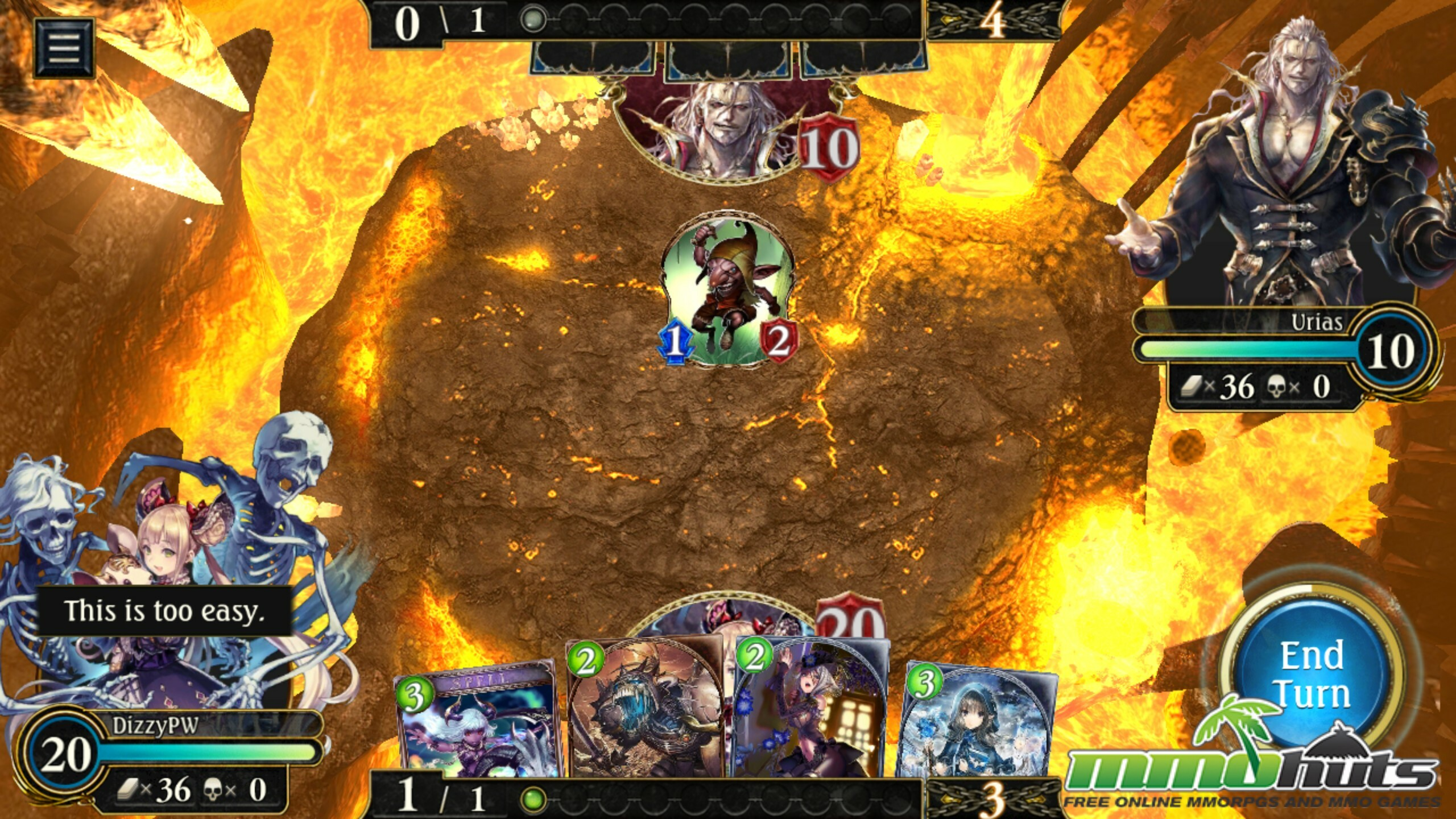 Shadowverse Beta Preview