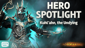 Siegefall Kuhl'ahn Hero Spotlight Video Thumbnail