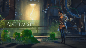 Skyforge Alchemist Gameplay Trailer video Thumbnail