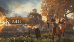Skyforge Knight Trailer thumbnail