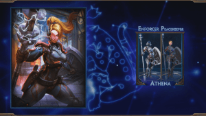 Smite Peacekeeper & Enforcer Athena Skins Preview Video Thumbnail
