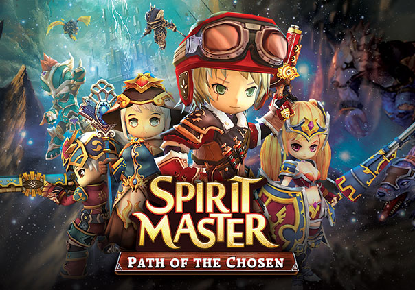 Spirit Master Game Banner