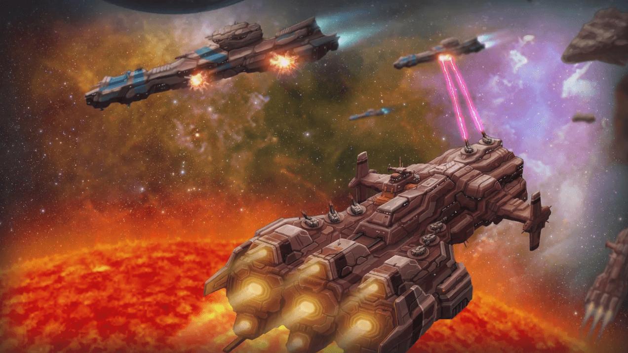 Star Crusade Trailer (GDC 2016)