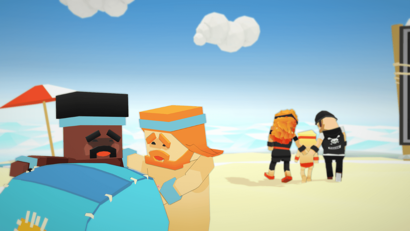 Stikbold! A Dodgeball Adventure Release Dates Confirmed