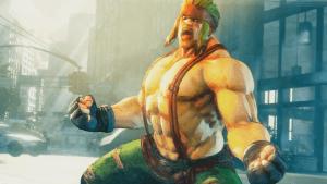 Street Fighter V Alex Release Trailer Video Thumbnail