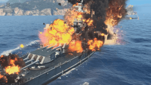 World of Warships Team Battles Overview