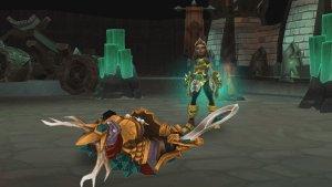 Arcane Legends Curse of the Cryostar Expansion Trailer Video Thumbnail