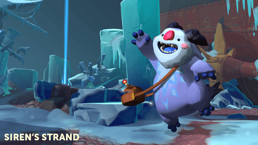 Gigantic Closed Beta 5 Adds New Map and Hero