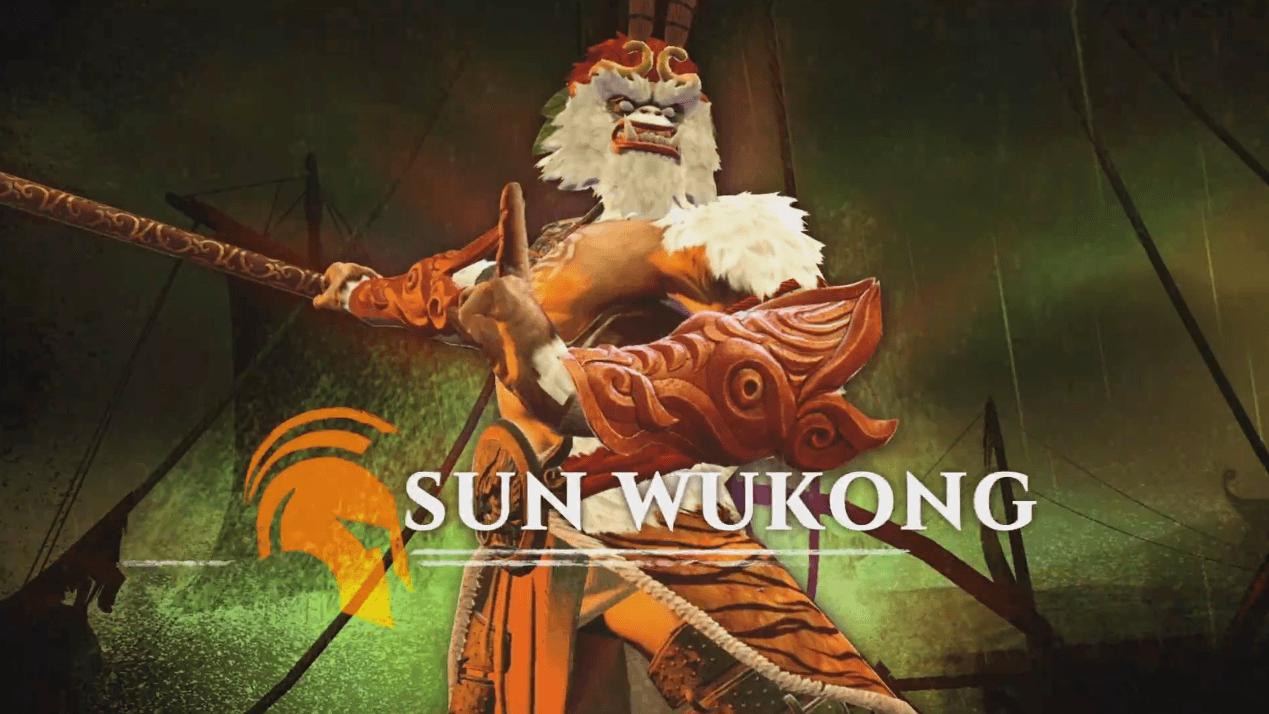Gods of Rome Sun Wukong Spotlight thumbnail