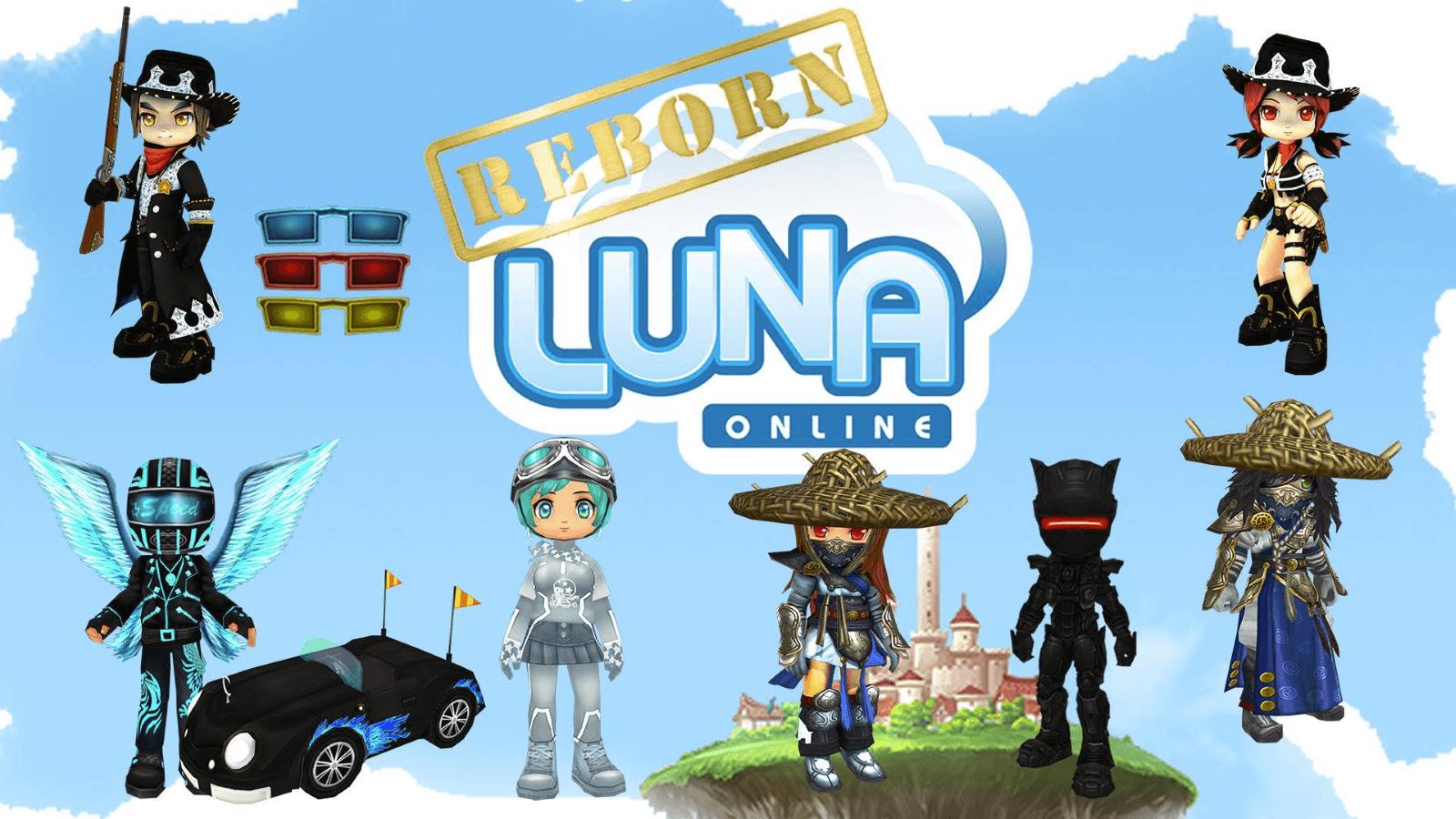 Luna Online Reborn Begins Closed Beta