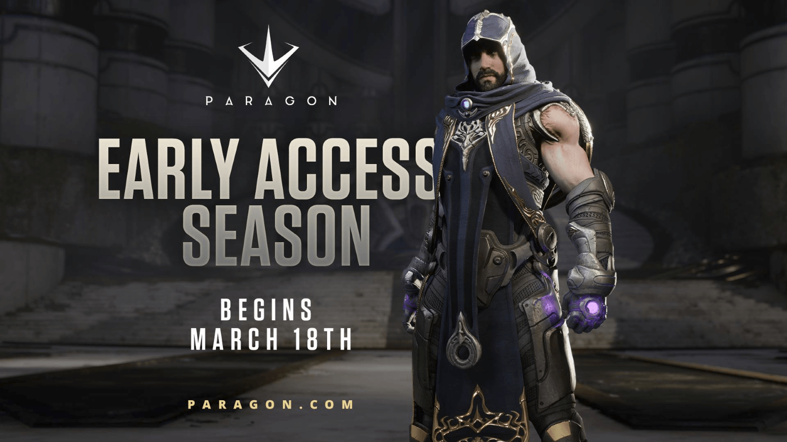 Paragon Announces Early Access Date and Free Hero Philosophy