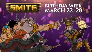 SMITE Second Birthday Trailer