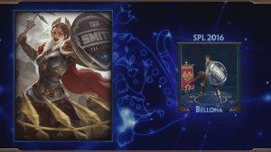 Smite SPL 2016 Bellona Skin