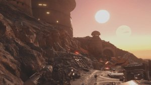 Star Wars Battlefront Outer Rim Gameplay Trailer