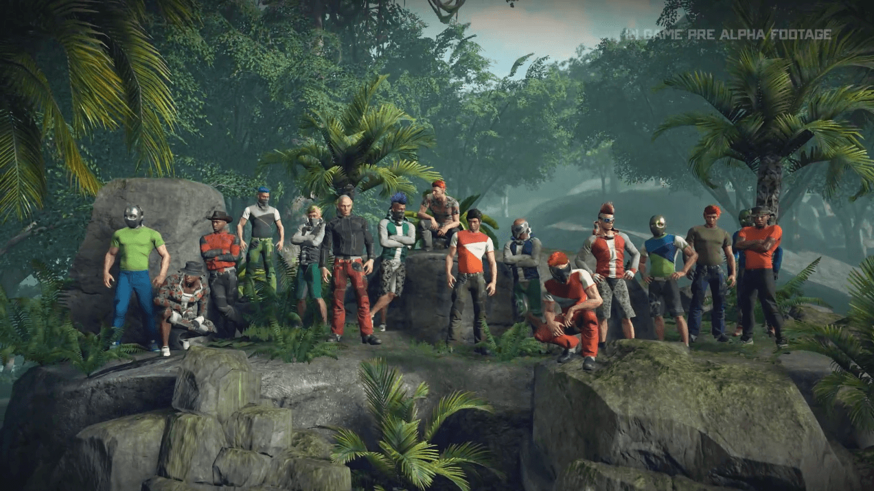 The Culling Launch Trailer thumbnail