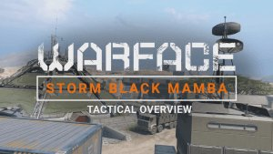 Warface Black Mamba Overview header