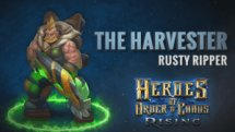 Heroes of Order and Chaos The Harvester Spotlight Video Thumbnail