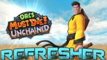 Orcs Must Die! Unchained - Refresher (Open Beta? Whats new?)
