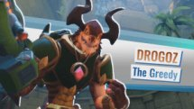 Paladins Drogoz Ability Reveal Thumbnail