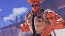 Street Fighter V Guile Trailer Thumbnail