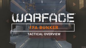 Warface FFA Bunker Map Tactical Overview Thumbnail